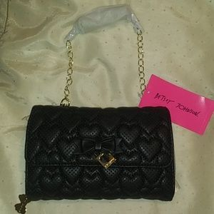 NWT Betsy Johnson Mini Bag